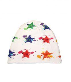 trikåmössa color stars