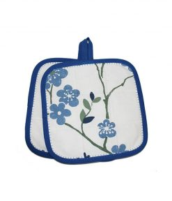 pannlapp blå blomma