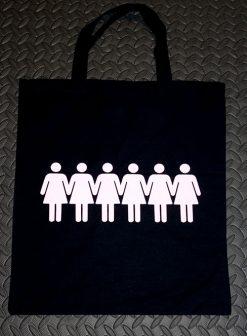 tygkasse feminist