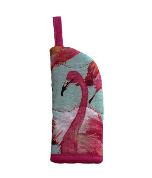 grytlapp stekpanna flamingo